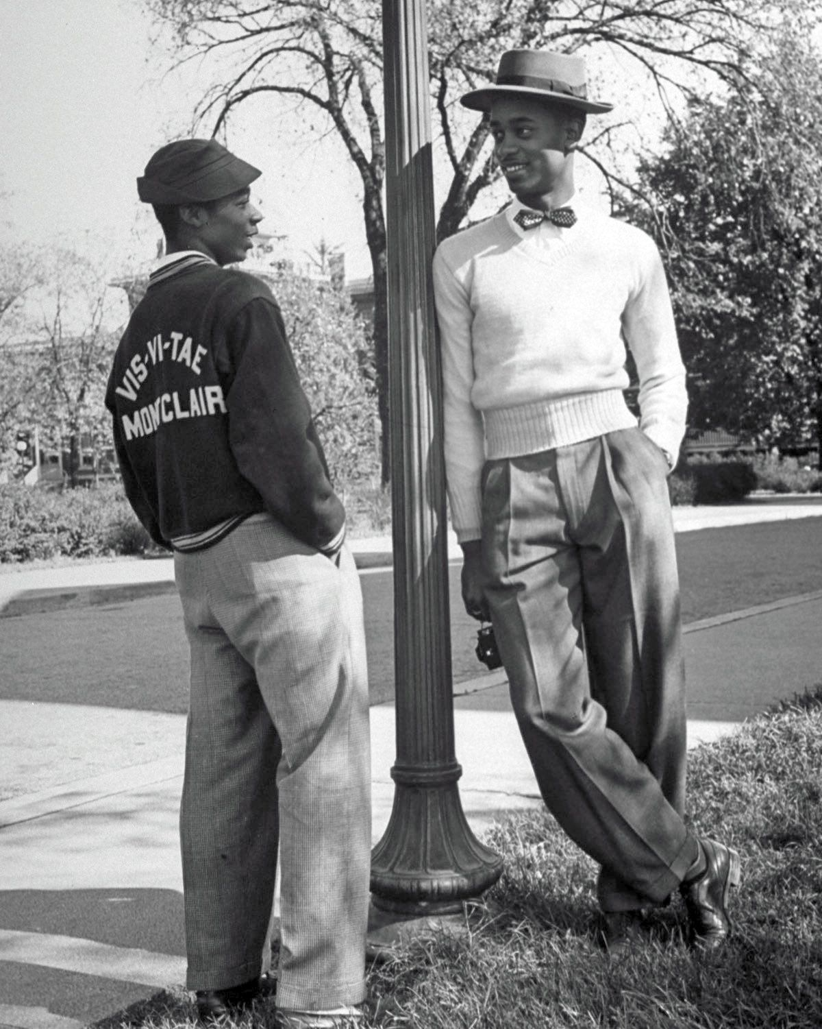 howard university featured in life magazine circa history vintage portraits at historically black howard university in 1946