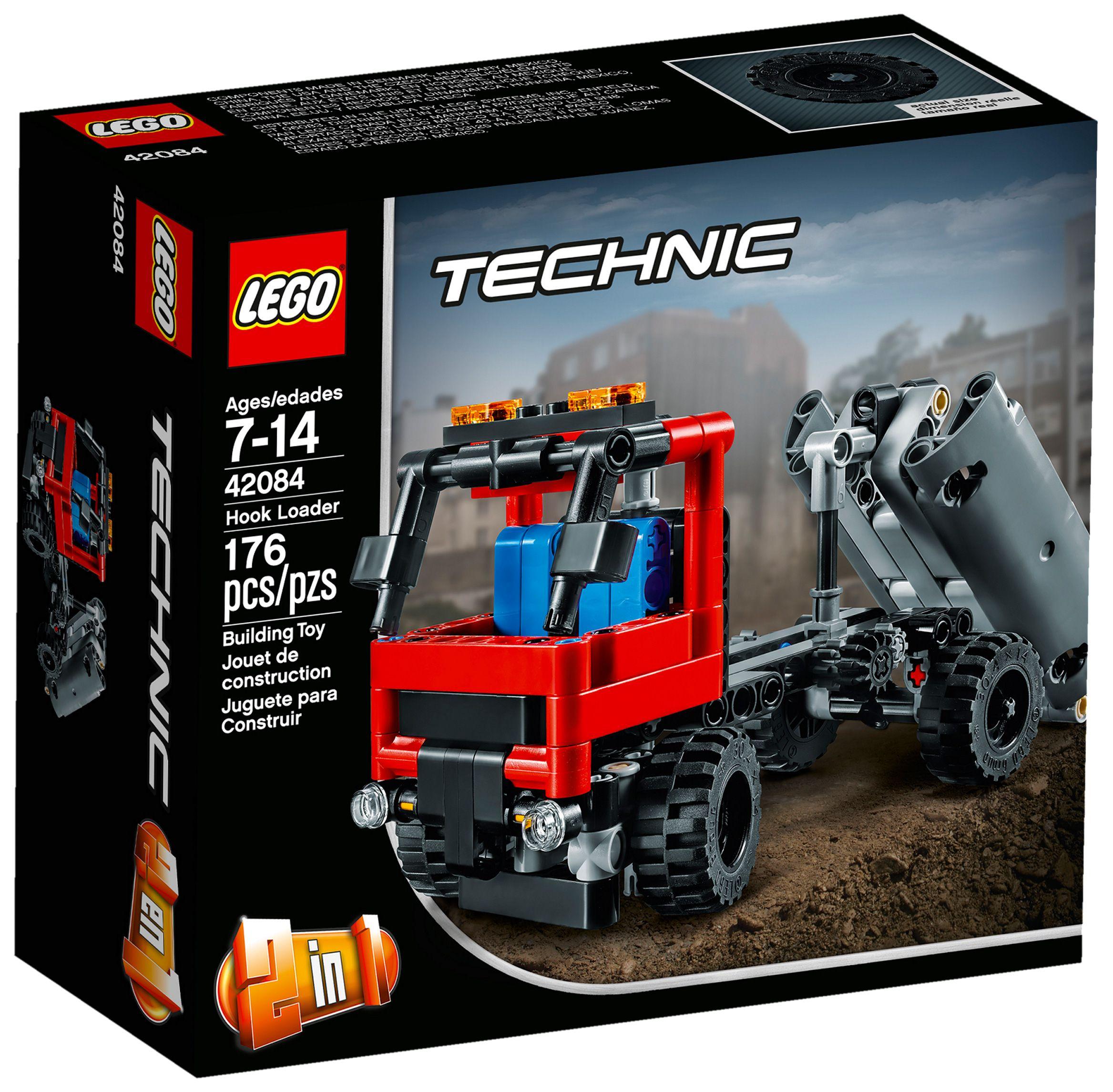Lego Technic 42084 Le Camion à Crochet Lego Lego Technic Lego