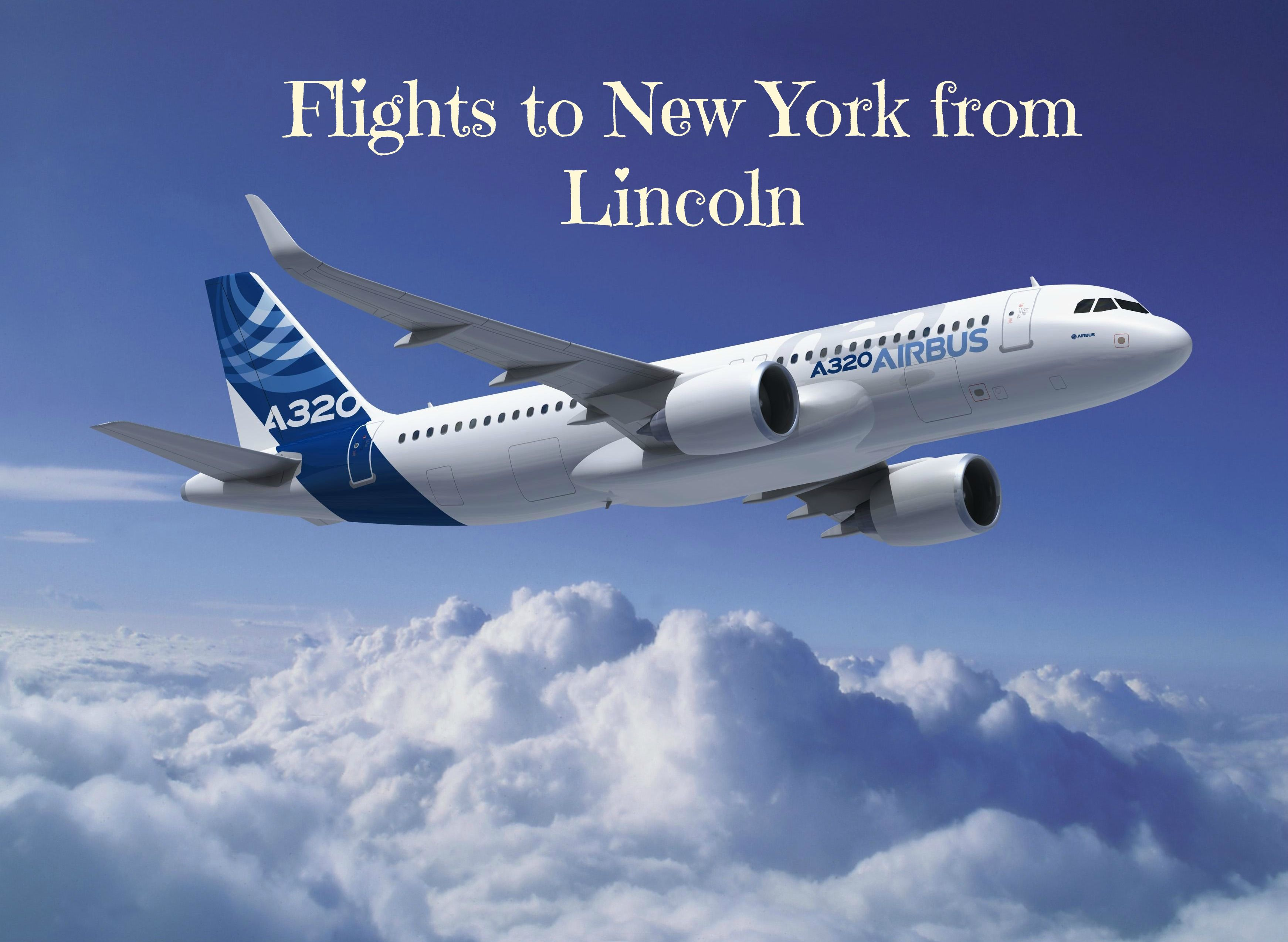 Find Cheap Flights To New York From Lincoln At RIYA Travels - Last minute travel deals from ewr