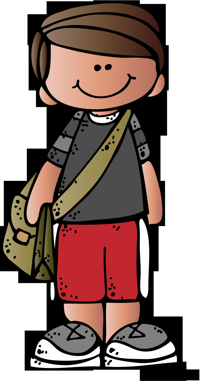 Melonhead Kids Cartoon Clip Art Kids Clipart Melonheadz Clipart