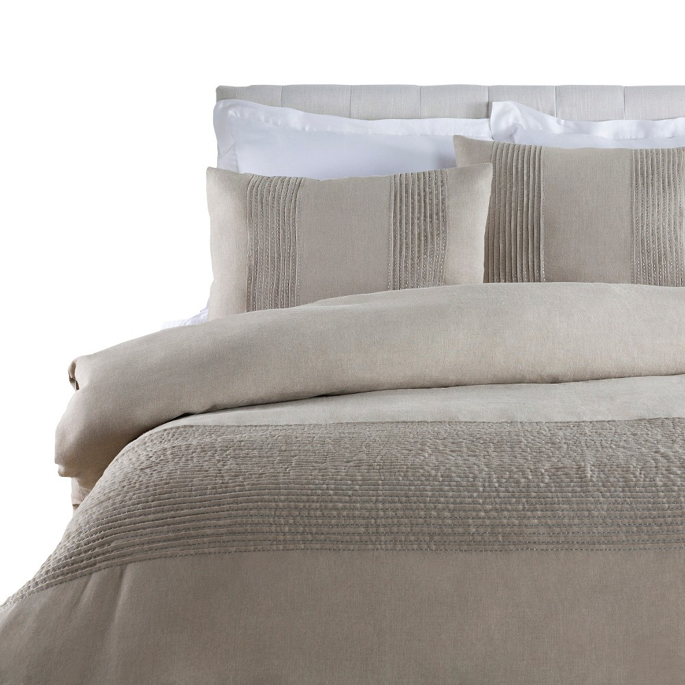 natural sotnewashed quilt elegance new cover linen light covers stonewashed grey doona duvet pure
