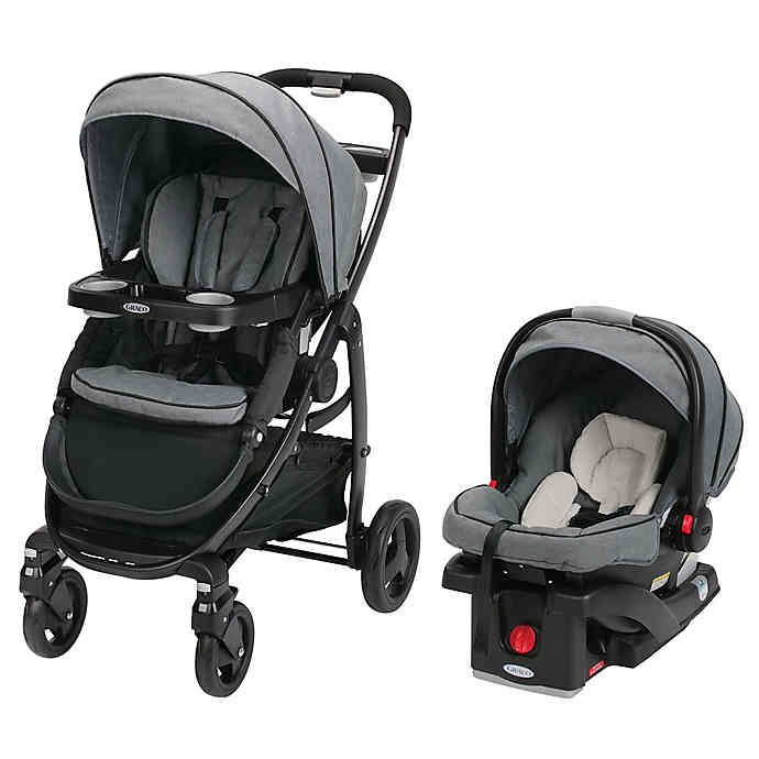 Graco® Modes™ Click Connect™ Travel System in Downton
