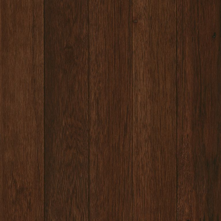 Dark Brown Wood Flooring