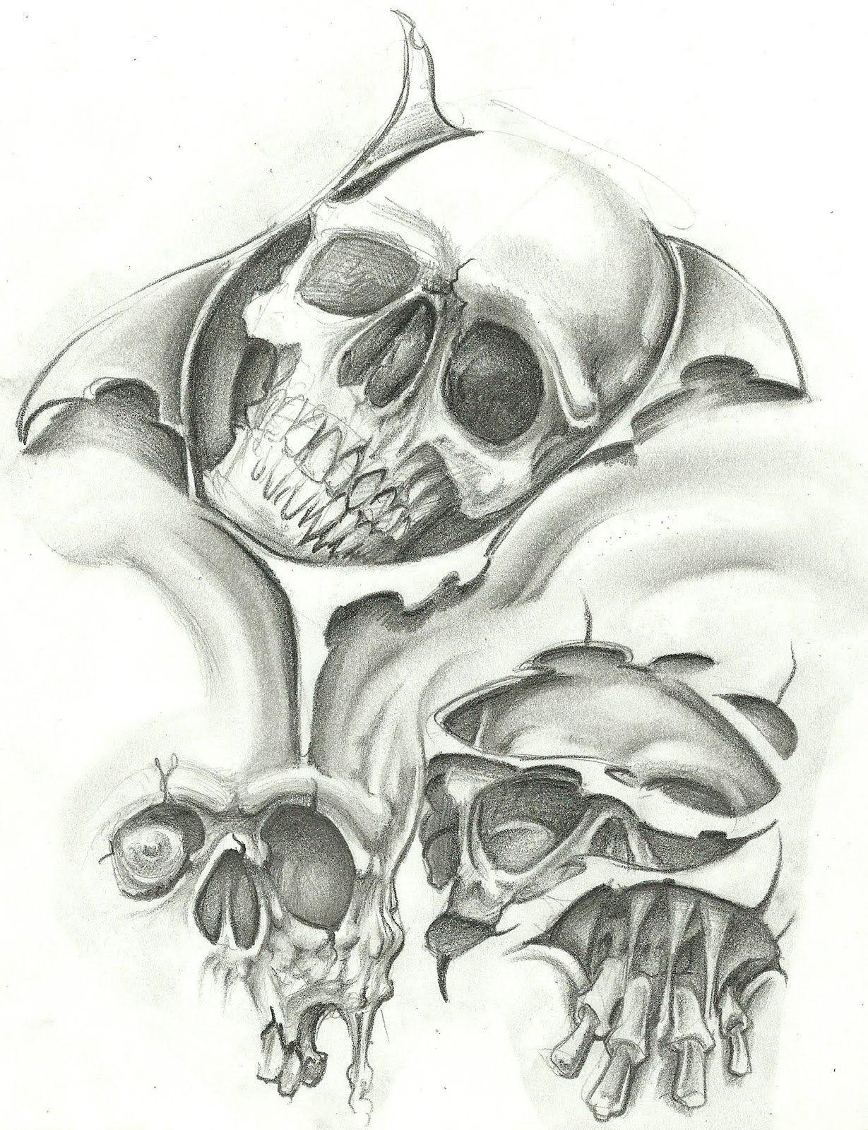 Evil Tattoo Flash Art Tattoo Design Gallery Free Ideas Ide Tato Tato Ide