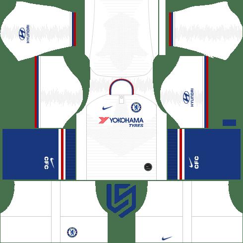 Chelsea Kits 2019 2020 Dream League Soccer 2019 Ristechy Chelsea Soccer Chelsea Logo
