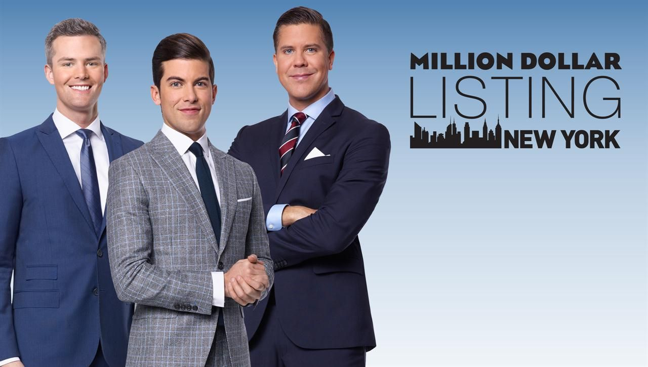 Million dollar listing new york ryan serhant fredrik eklund and tvs books colourmoves Gallery