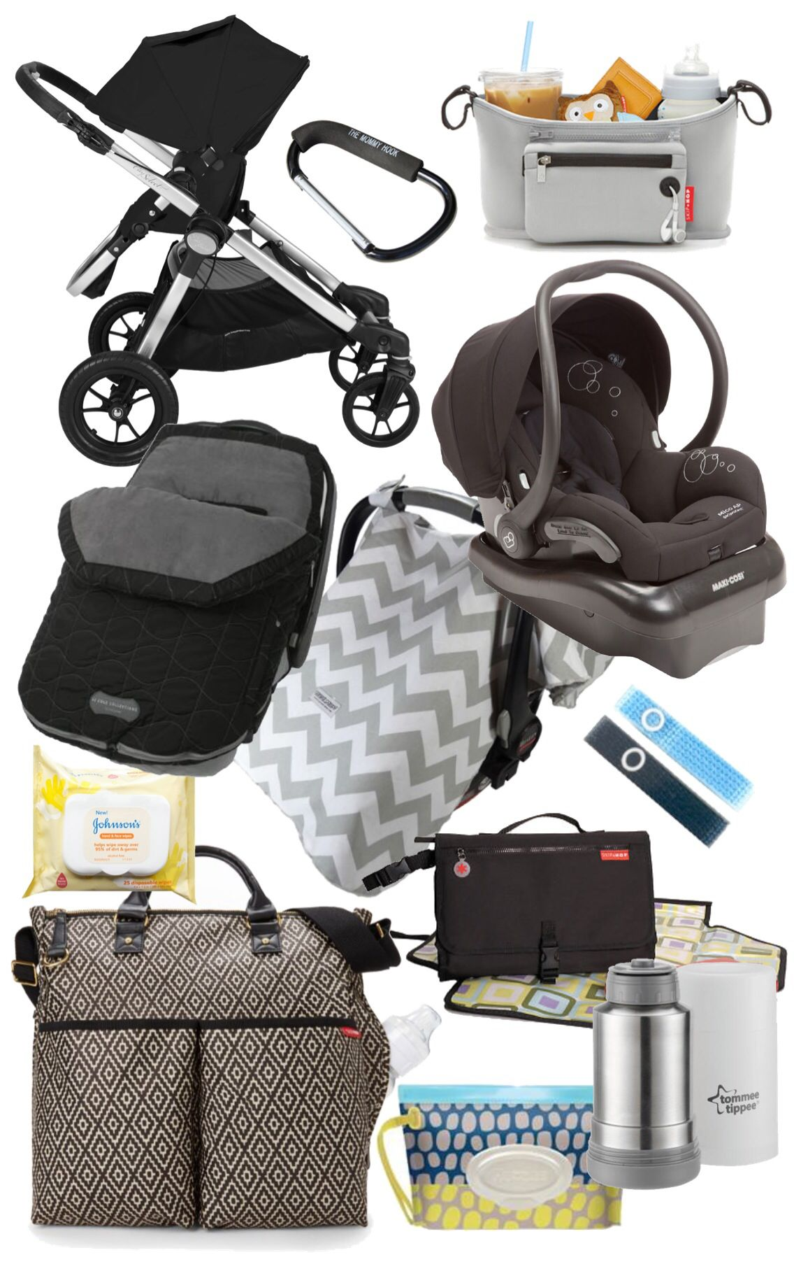 Travel Amp On The Go Faves Essentials Baby Jogger City