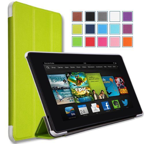Moko Amazon All New Kindle Fire Hd 7 Case Ultra Slim Lightweight Smart Shell Stand Cover Case For All New Fire Hd Kindle Fire Kids Kindle Fire Hd Kindle Fire