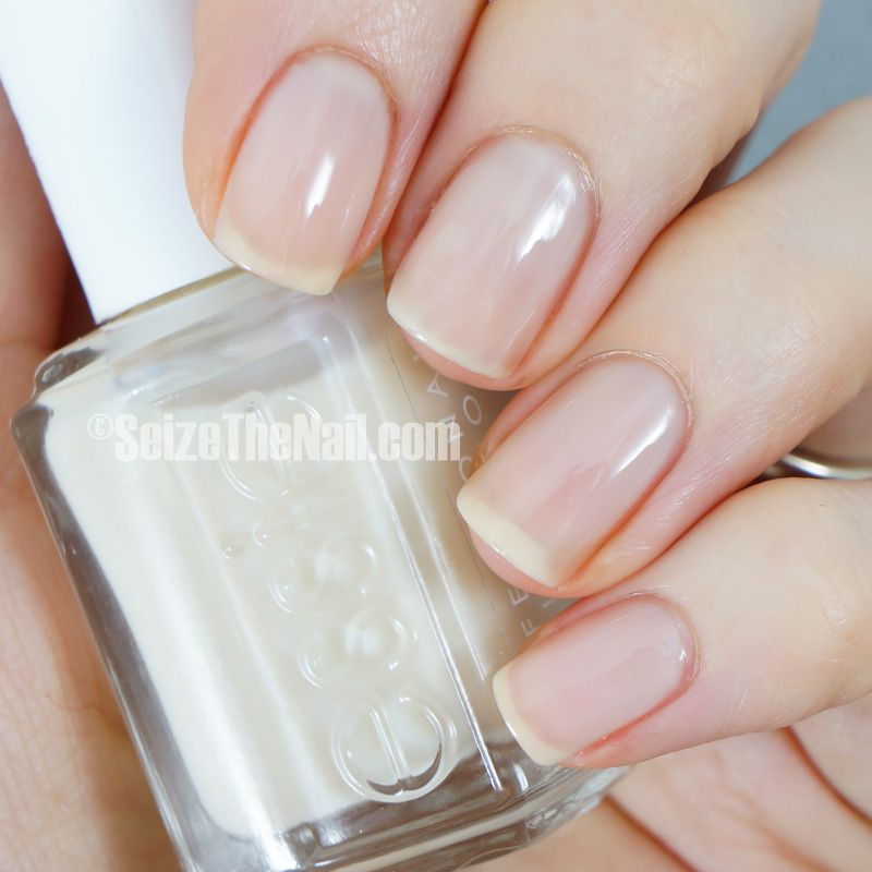 Essie Allure Nail Polish Swatch - To Bend Light