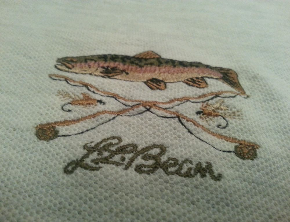 L.L. Bean Polo, Rugby Solid 100% Cotton Regular Men's Casual Shirts   eBay