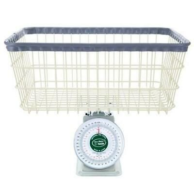 Details About R B Wire Rb40c Analog Display Laundry Scale 40 Lb