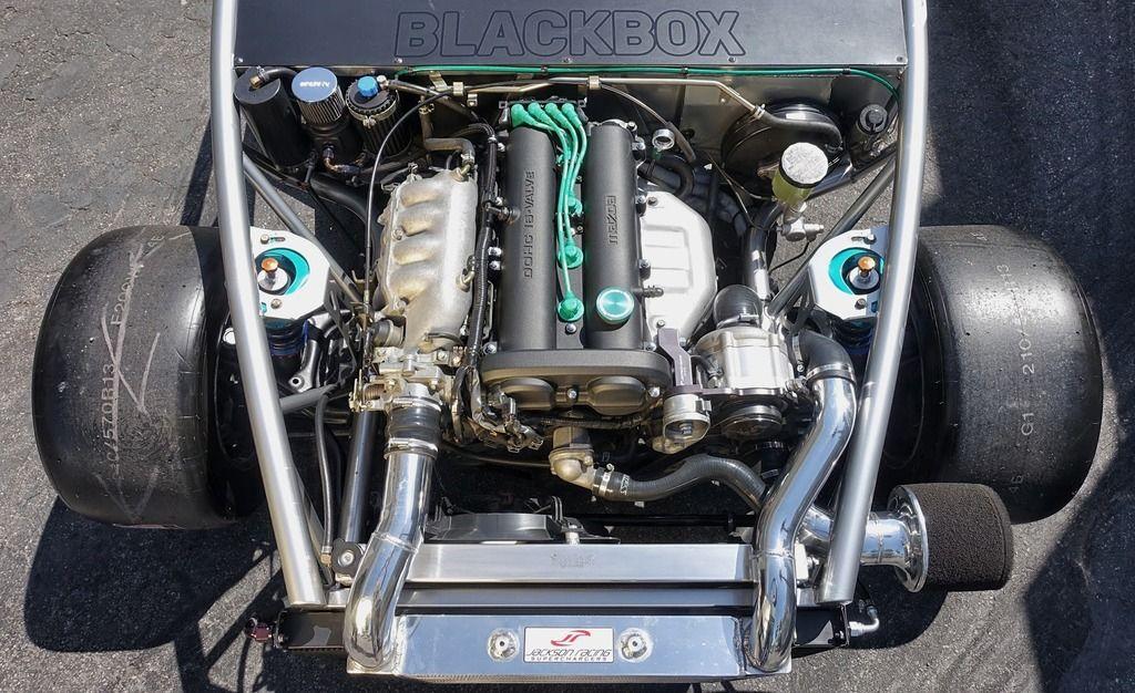 Supercharged Exomotive Exocet Sport - Track ready! - Miata Turbo