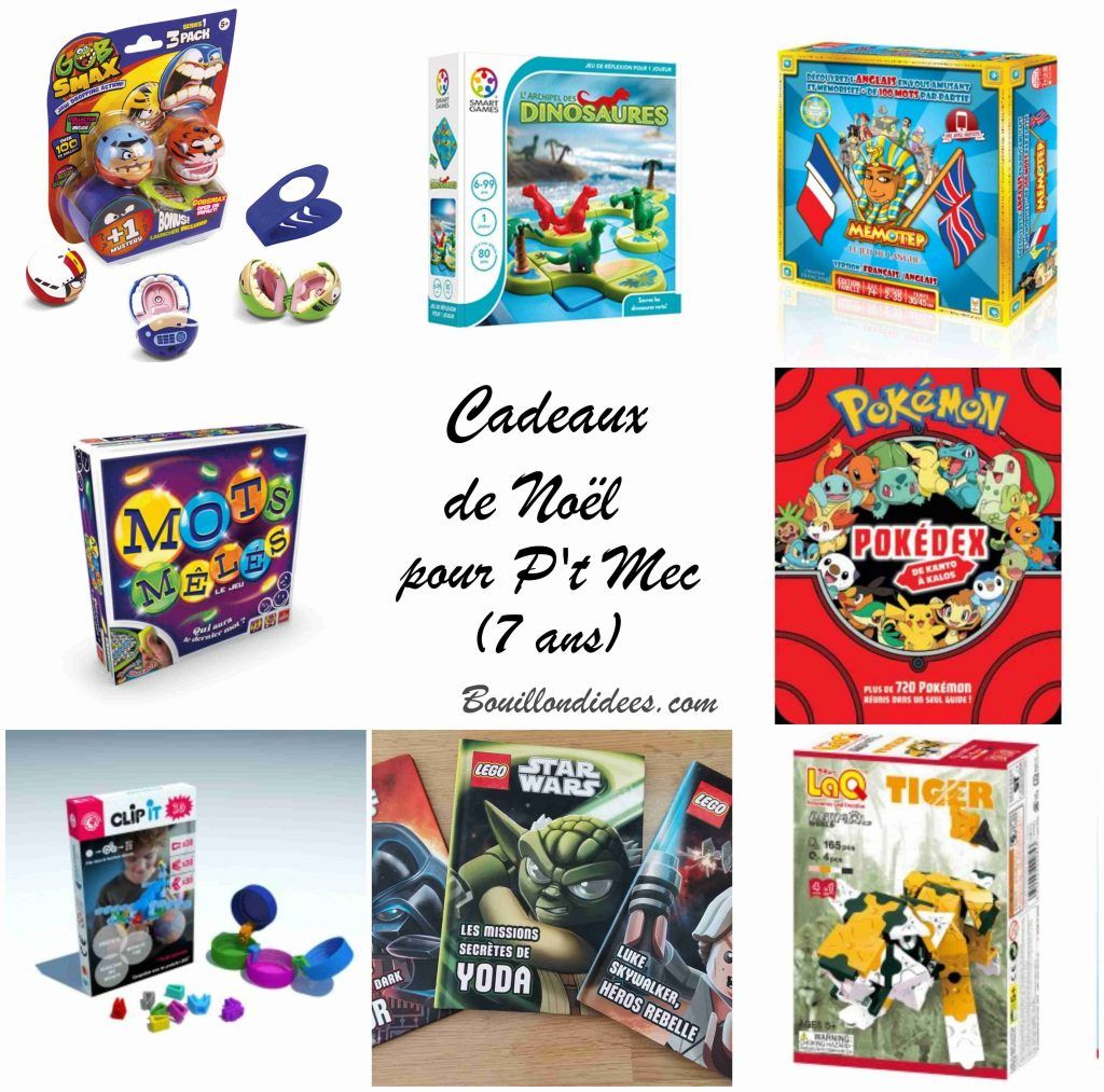 Wishlist   Top Cadeaux de Noël pour garçon (de 5 à 8 ans) | Idee