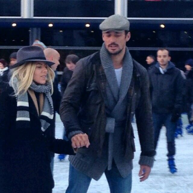 David Gandy & Mollie King | 13/12/14