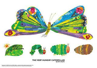 eric carle the very hungry caterpillar butterfly 108 piece rh pinterest ca Hungry Caterpillar Butterfly Crafts Hungry Caterpillar Butterfly Template
