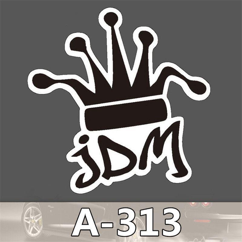 A-313 Car styling Home decor jdm car sticker on auto laptop sticker ...
