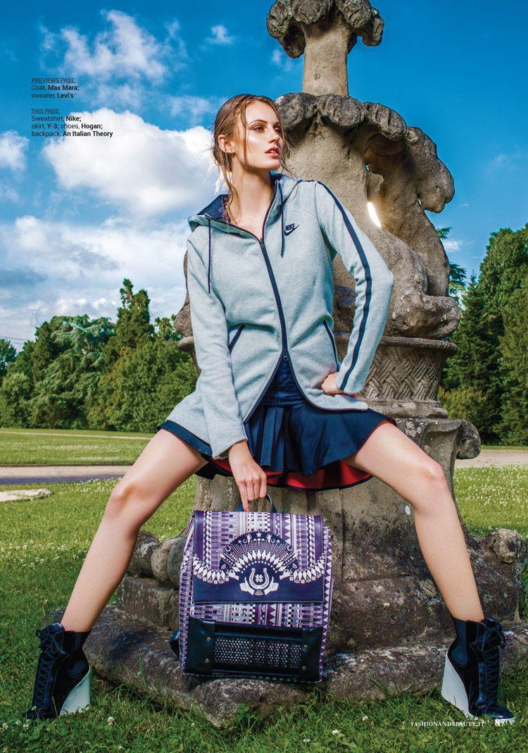 Daniele Rambo by Lior Susana for Fashion&Beauty