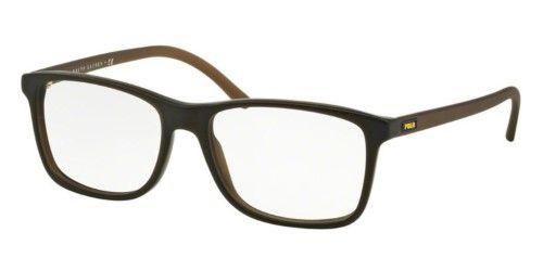 95cb8716cdc9 Eyeglasses Polo PH 2151 5409 Matte Olive Frames