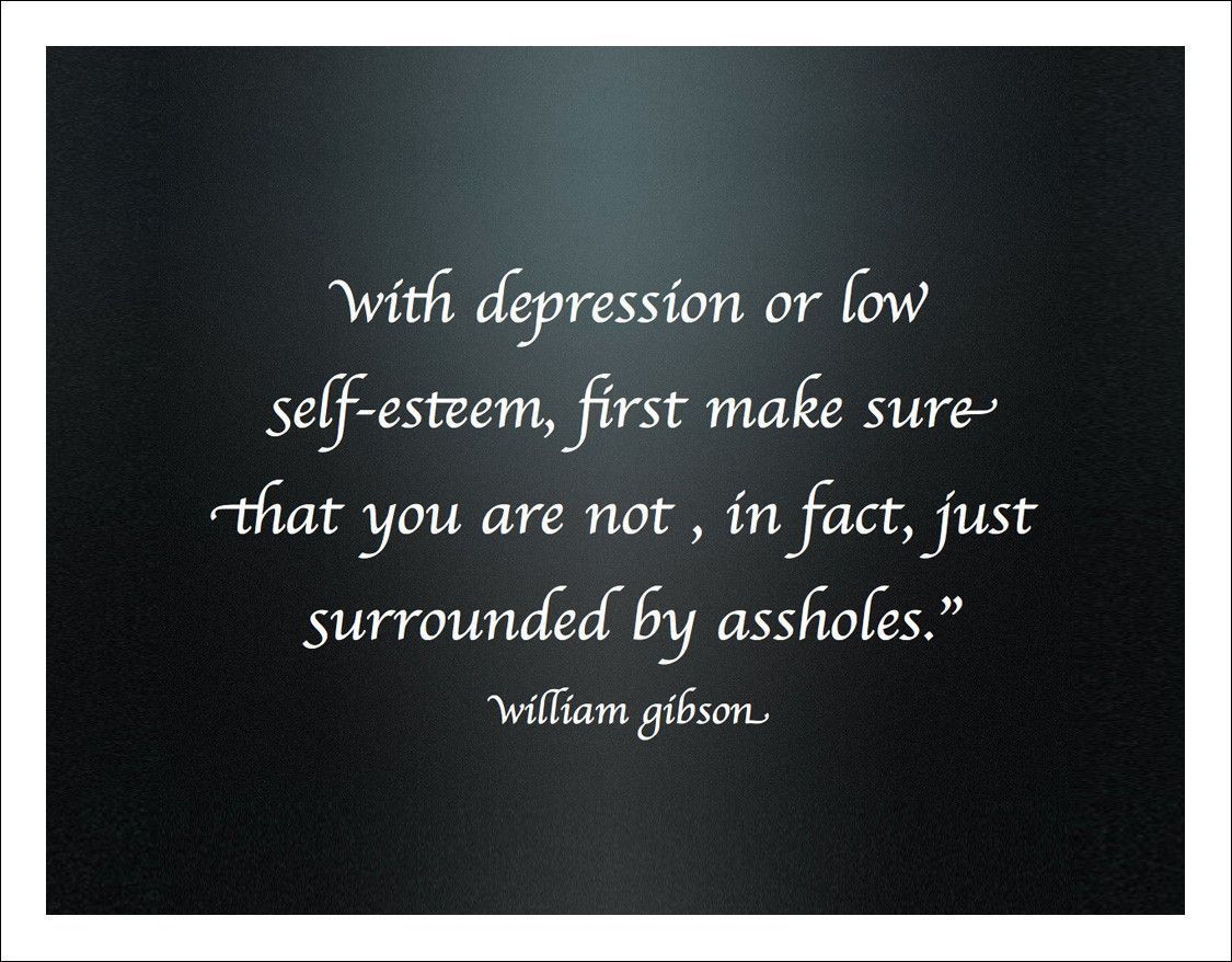 With Depression Or Low Self Esteem Quotes Pinterest Quotes