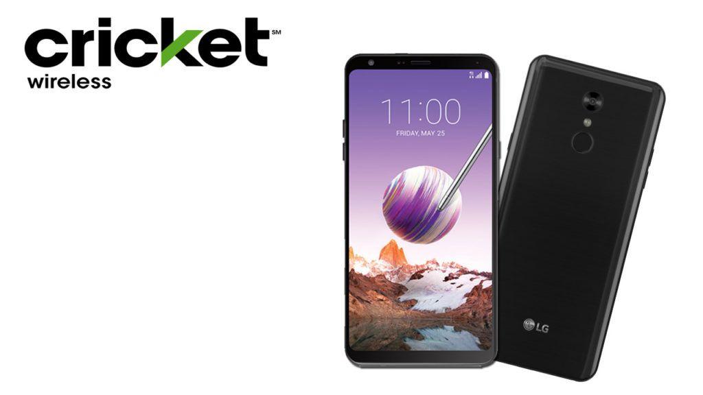 LG Stylo 4 Cricket Wireless Coming Soon on June 29 | Gsemobilesnews