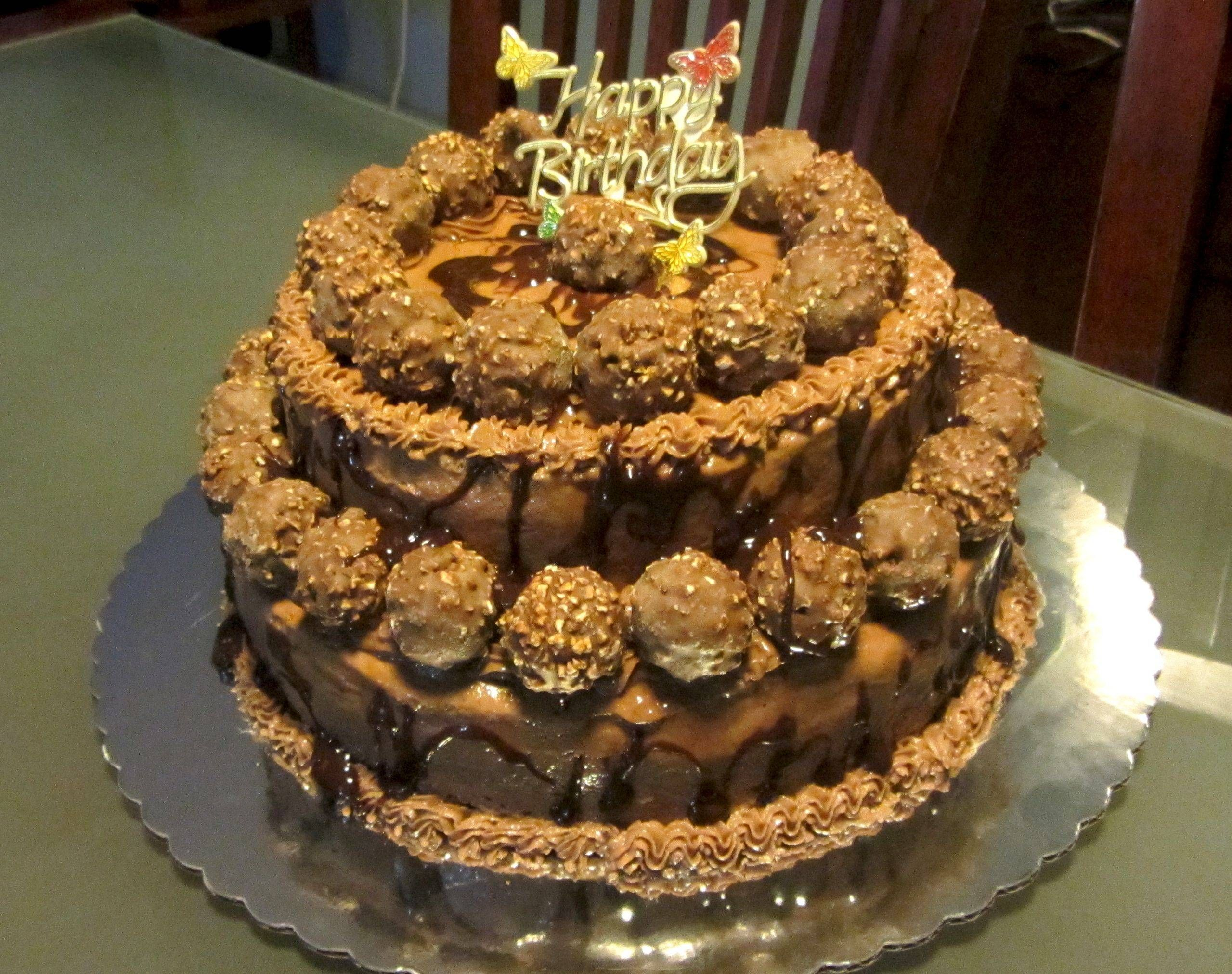 Ferrero Rocher Wedding Cake Yahoo Search Results Yahoo Image