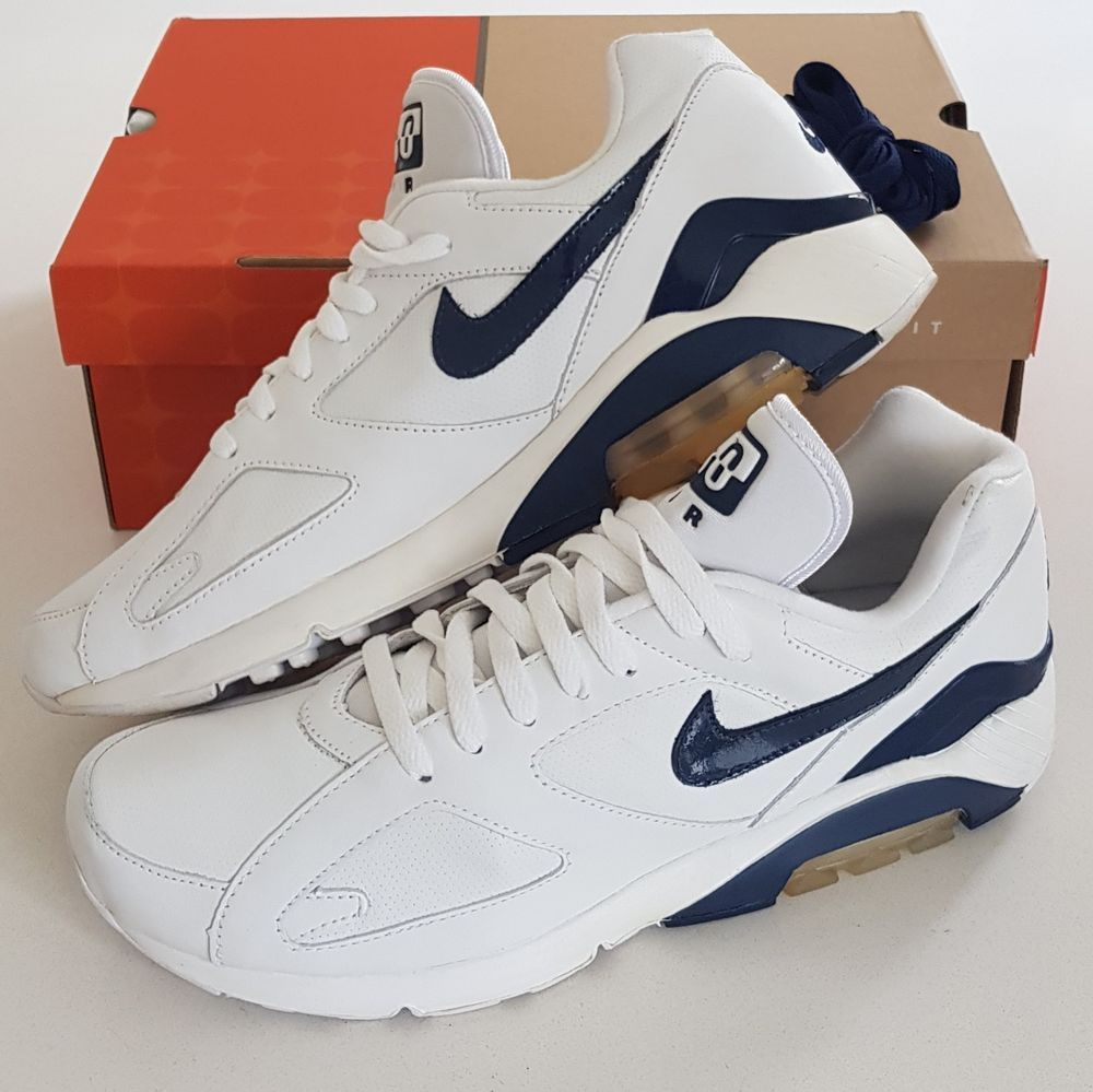 OG 2005 NIKE AIR 180 TRAINERS SNEAKER VTG RETRO CLASSIC MAX BNIB DS UK 10 49135beee7ea