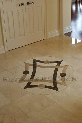 flooring - Marble Tile Flooring Ideas