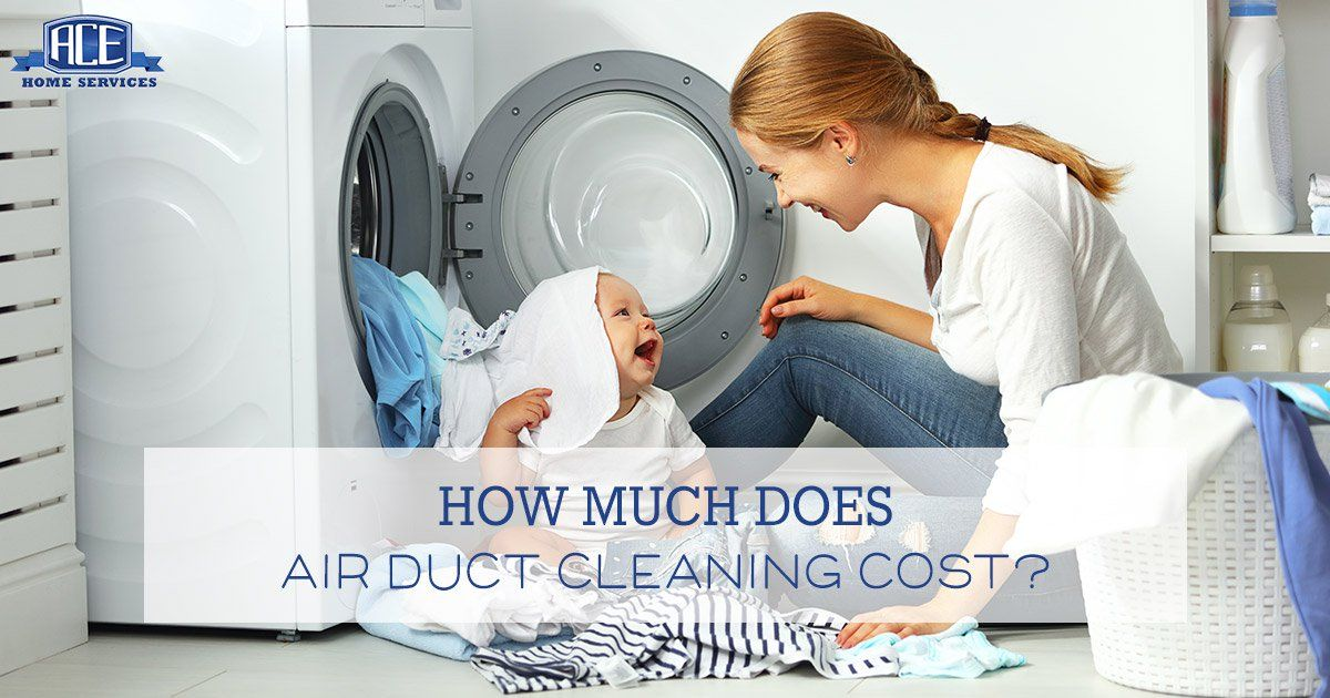 How Much Does Air Duct Cleaning Cost? Air duct, Duct