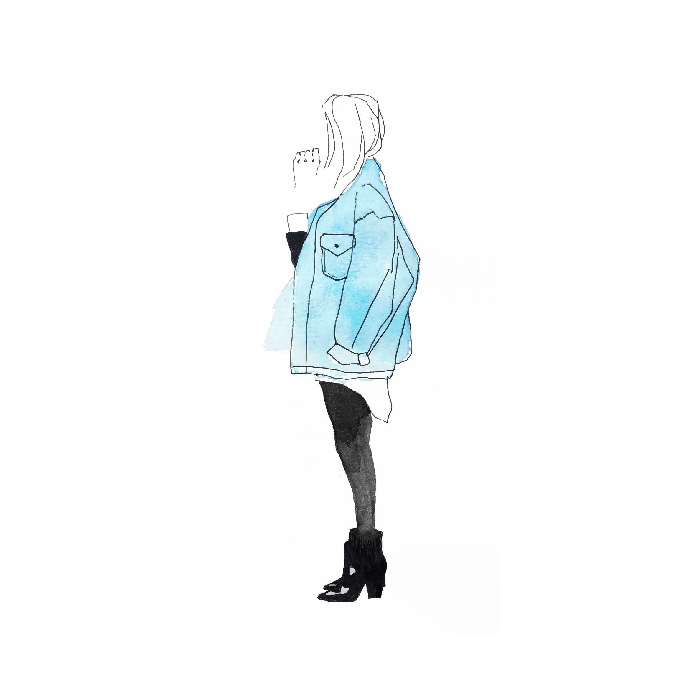 Miscellaneous Fashion Illustrations on Behance