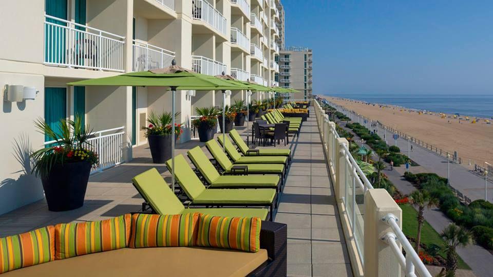 Hilton Garden Inn Virginia Beach Oceanfront Gorgeous Vabeachwedding Virginia Beach Oceanfront Hotels Virginia Beach Hotels Virginia Beach Oceanfront