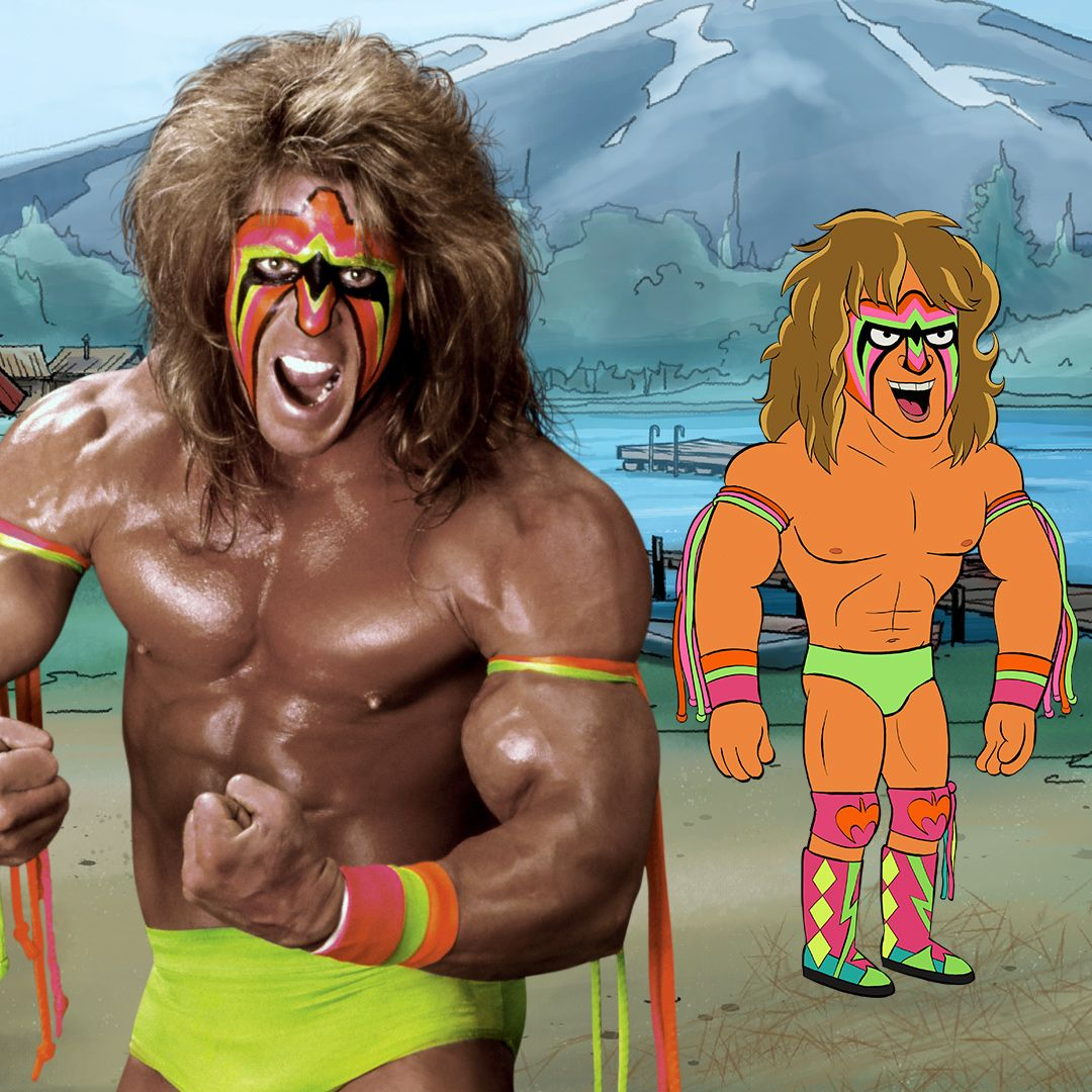 The POWER of the Ultimate Warrior is coming to #CampWWE!