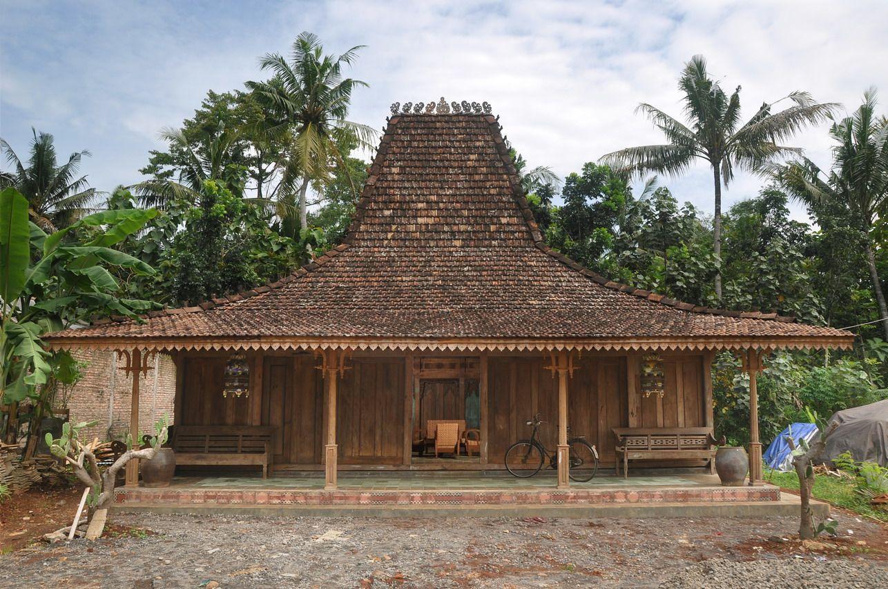 Rumah Adat Suku Jawa