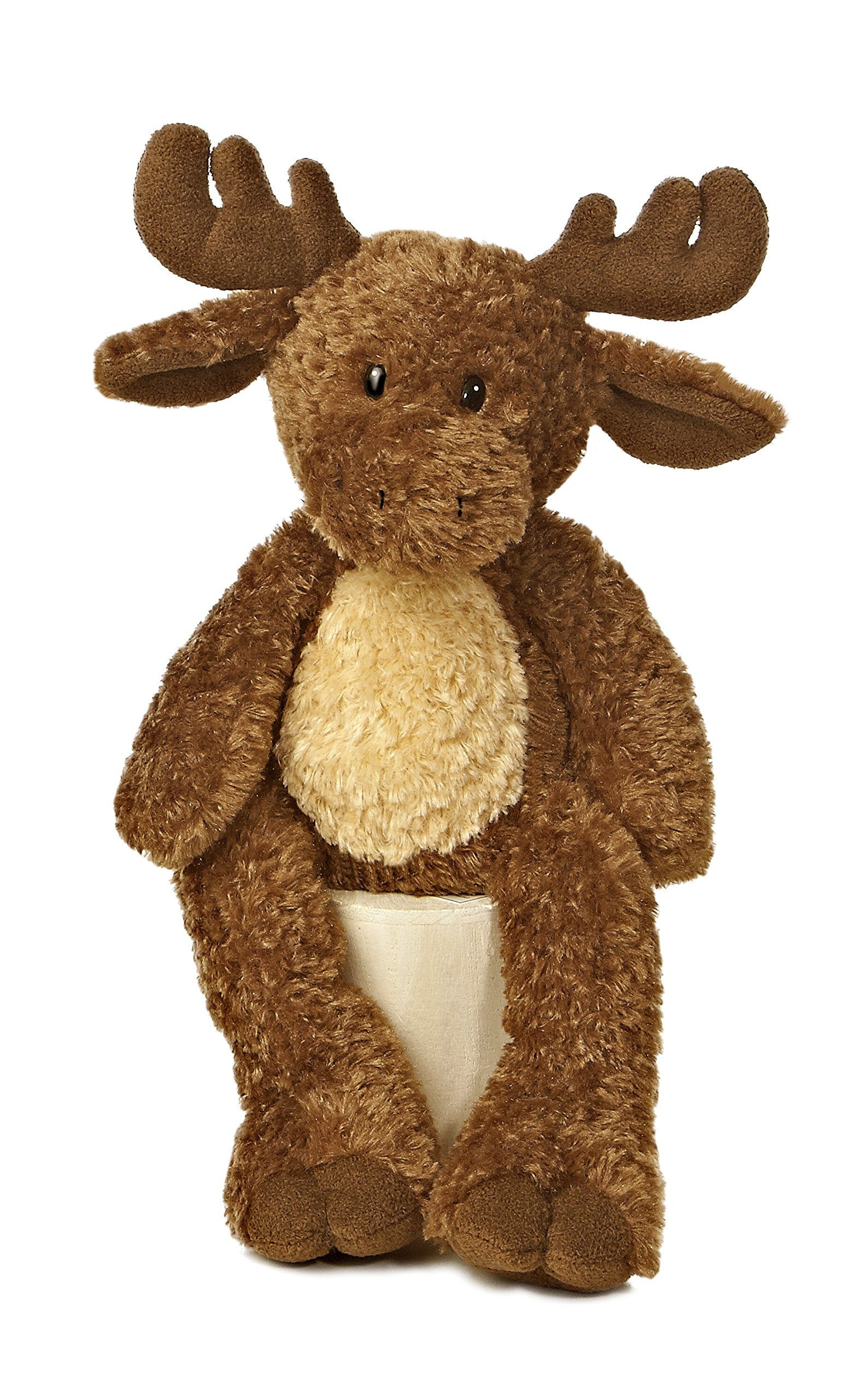 "Aurora World Beanstalk Moose Plush, 15"" Toys"