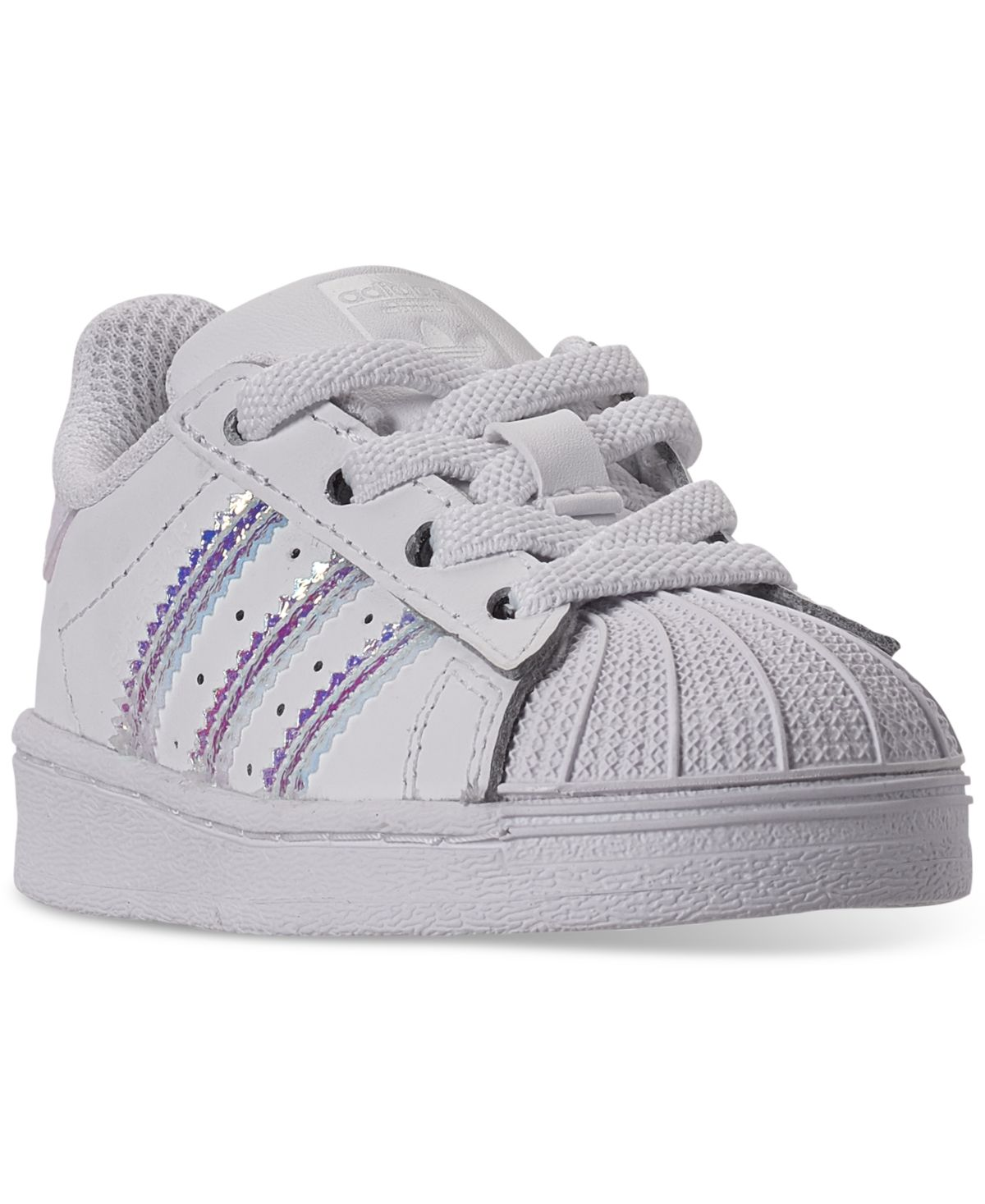 adidas Toddler Girls Superstar Casual Sneakers from Finish Line ...