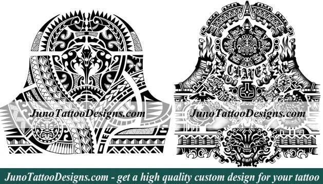 I Can Do A Custom Polynesian Samoan Tattoos Templates Online