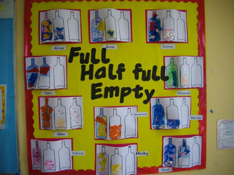 Classroom Ideas Ks1 : Half full art display and colour classroom displays