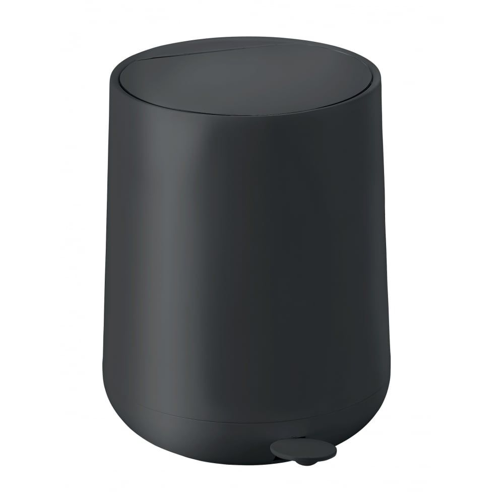 Nova 5 Litre Bathroom Pedal Bin Black Jordons Brook Pinterest