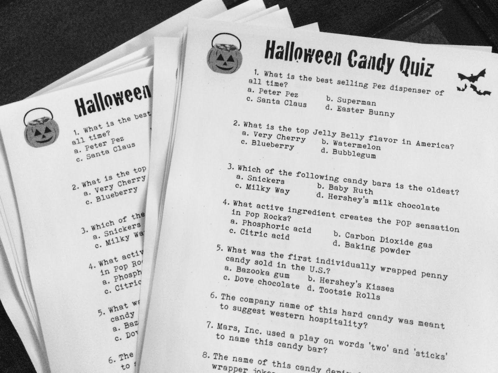 marci coombs halloween candy quiz 2015