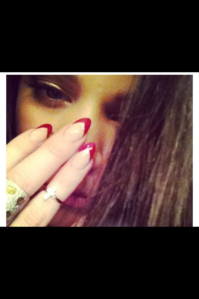 Khloe kardashian\'s nails, I thought I didn\'t like this look, but I ...