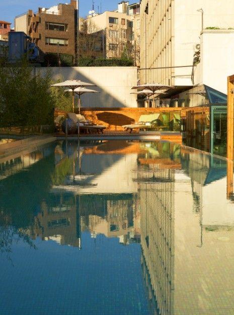 """Park Hyatt Istanbul - Macka Palas  """"The Terrace"""""""