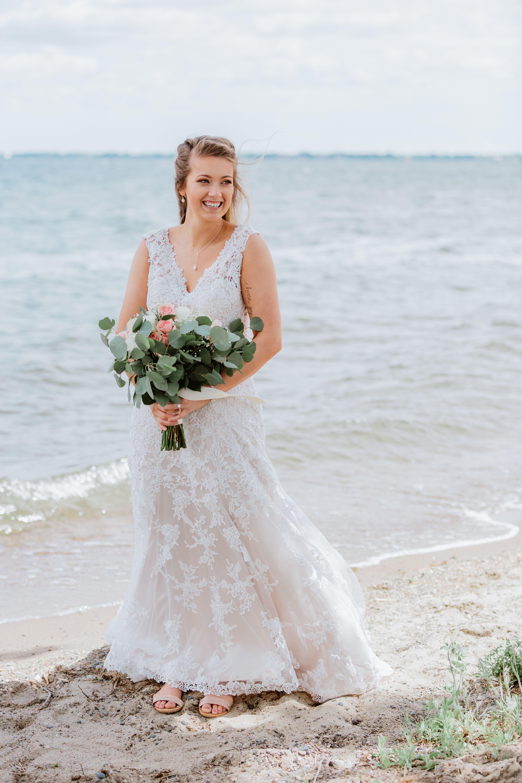 Outdoor Non Traditional Summer Beach Wedding In South Dakota Summer Wedding Outdoor Summer Wedding Dress Outdoor Summer Wedding [ 5760 x 3840 Pixel ]