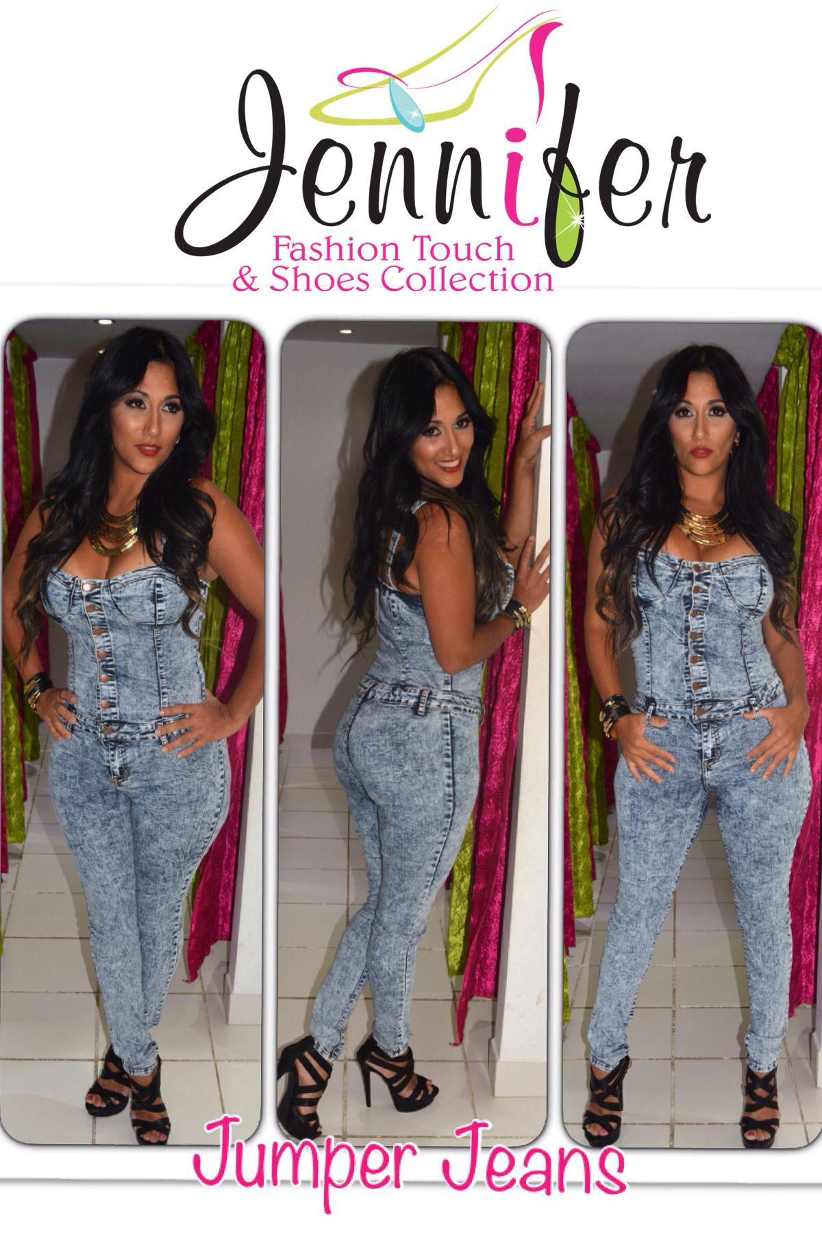 Definitivamente tienes q tenerlo!!! , hermoso y espectacular Jumper Jeans  Disponible S/M/L Collar y pulseras disponible  Tacos negro New Disponible 5.5 al 10 color negro, rojo y jade Manatí 787365-9010 Dorado 787994-0042 Para pedidos envía Texto al 787224-3434!!!