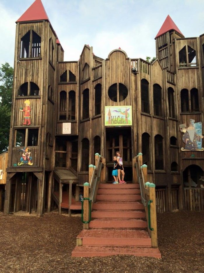 10 Amazing Playgrounds In Pennsylvania That Will Make You Feel Like