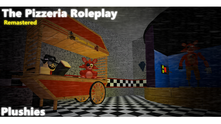 Nightmare Heads The Pizzeria Roleplay Remaster Roleplay