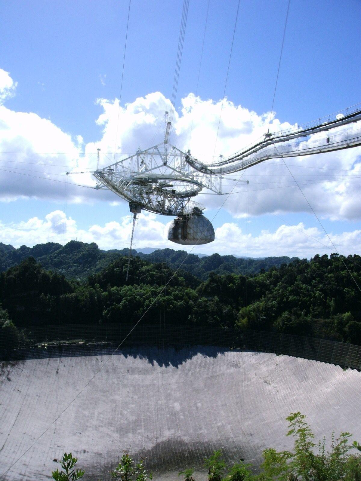 Radioteleskop Puerto Rico