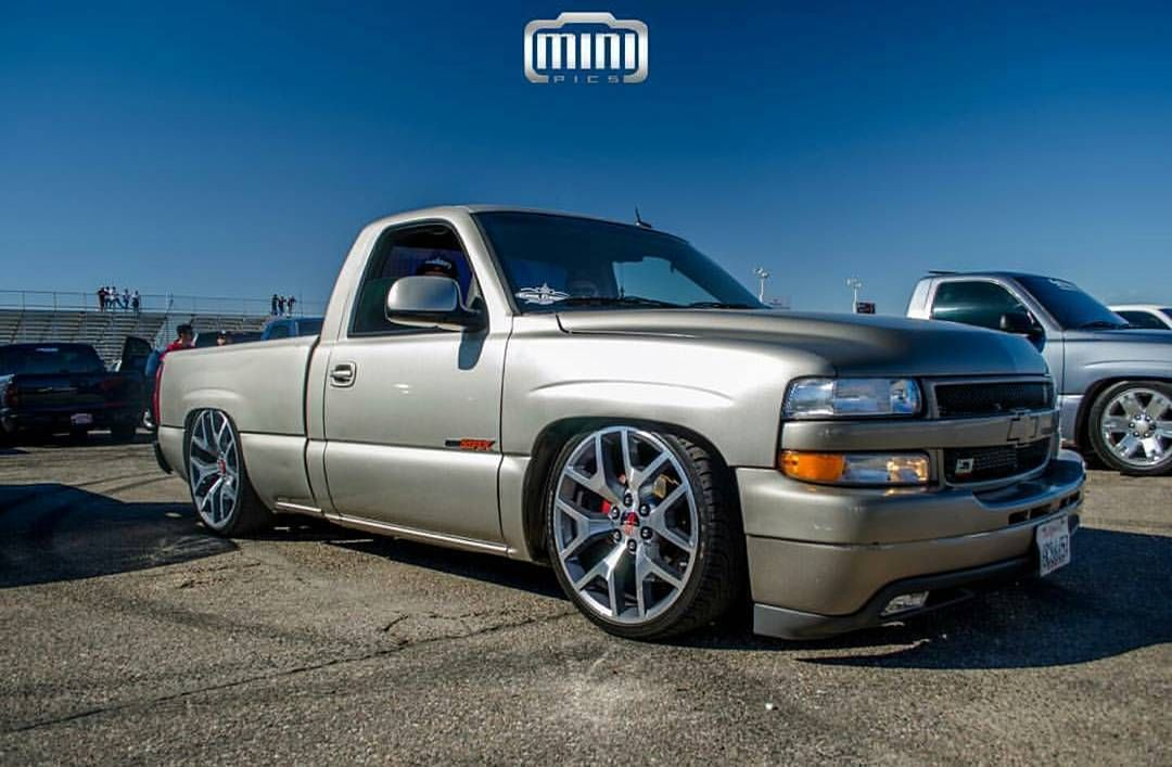 Single Cab Truck Club On Instagram Lalujosa Singlecabtruckclub Sctcoxnard Morethanjustasticker All Single Cab Trucks Dropped Trucks Custom Chevy Trucks