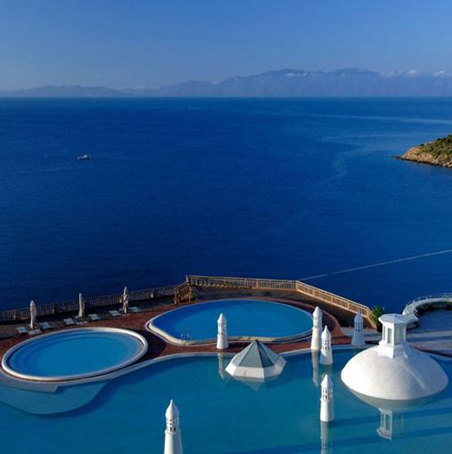Kempinski Hotel Barbaros Bay/ Turkey