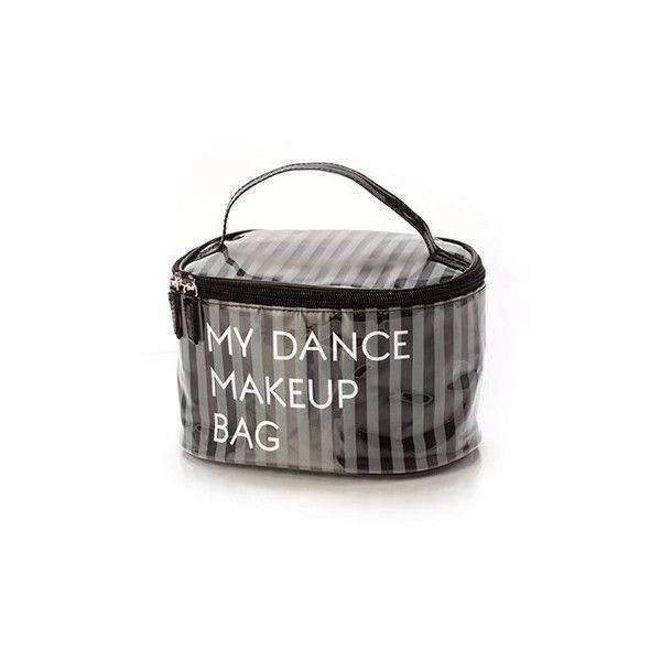 Yofi Cosmetics My Dance Makeup Bag Cosmetics Bag 16 Liked On