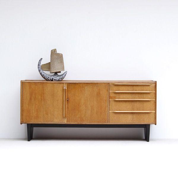 Fancy - Oak Series Sideboard by Cees Braakman