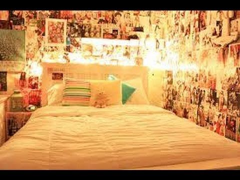 DIY- Tumblr Inspired Room - http://homeimprovementhelp.info/home ...